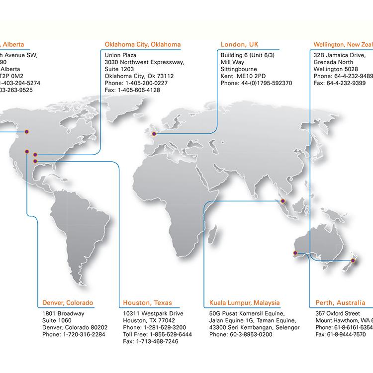 Katalyst Data Management - Locations