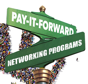 Pay It Forward Networking Programs