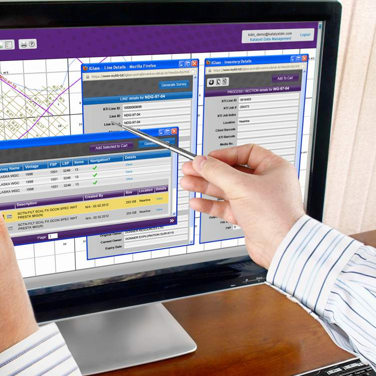 Katalyst Data Management - Services