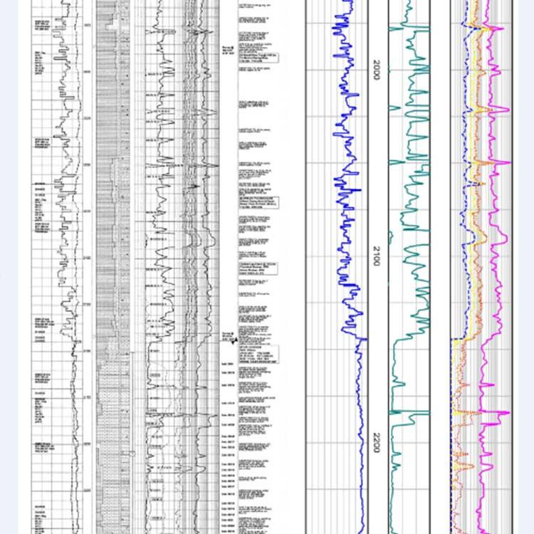 Katalyst Data Management - Well Logs