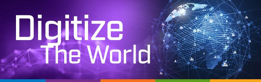 Digitize the World Tour | Katalyst Data Management