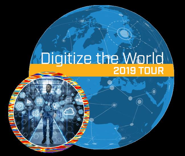 Digitize the World Tour